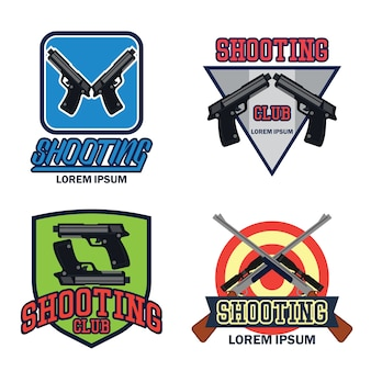 Logotipo de tiro
