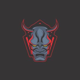 Logotipo demônio