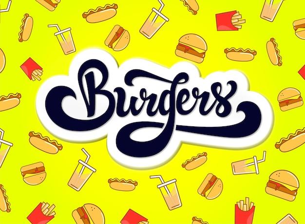 Logotipo desenhado à mão