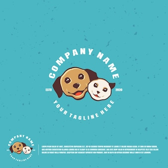 Logotipo do animal de estimação