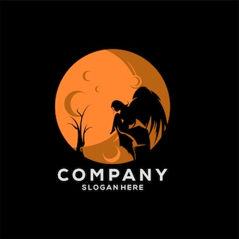 Logotipo do anjo