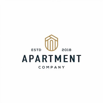 Logotipo do apartamento
