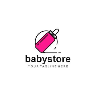 Logotipo do bebê