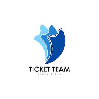 Logotipo do bilhete