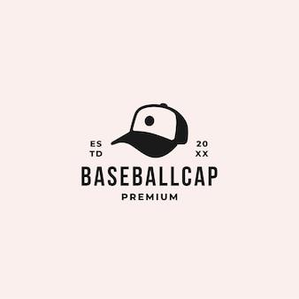 Logotipo do boné de beisebol