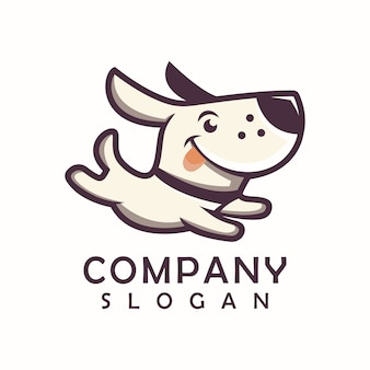 Logotipo do cão