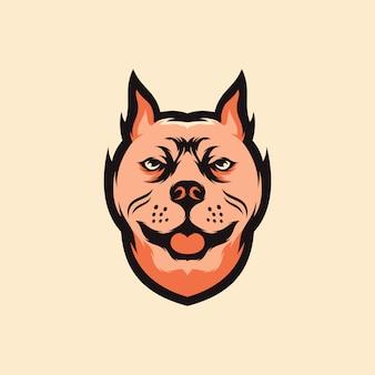 Logotipo do cão