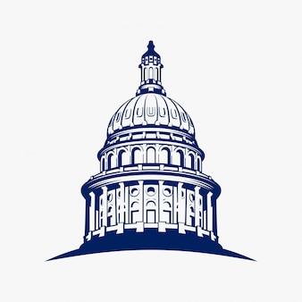 Logotipo do capitol dome