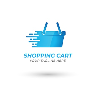 Logotipo do carrinho de compras