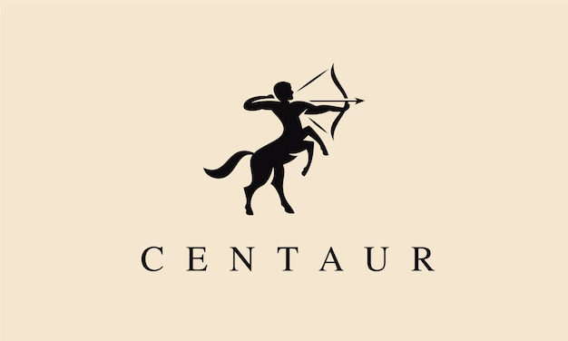 Logotipo do centauro