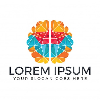 Logotipo do cérebro