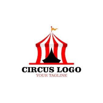Logotipo do circo