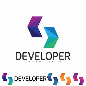 Logotipo do código