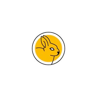 Logotipo do coelho