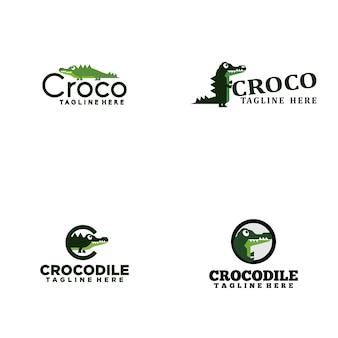 Logotipo do crocodilo