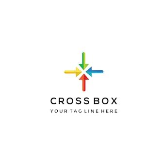 Logotipo do crossbox