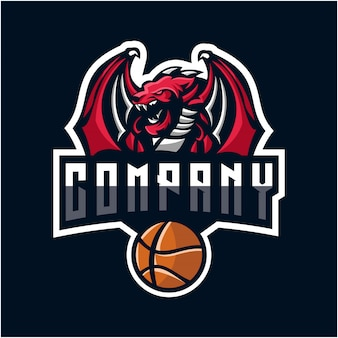 Logotipo do dragão