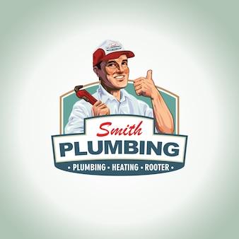Logotipo do encanamento