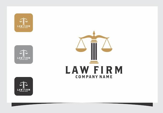 Logotipo do escritório de advocacia
