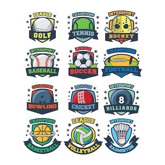 Logotipo do esporte