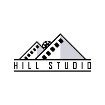 Logotipo do filme hill