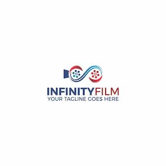 Logotipo do filme infinity
