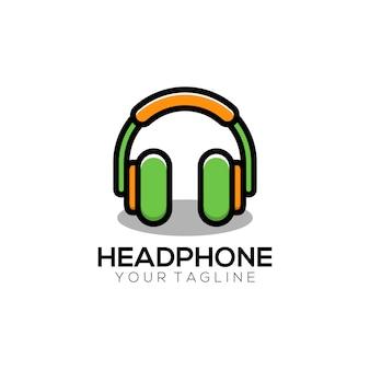 Logotipo do fone de ouvido