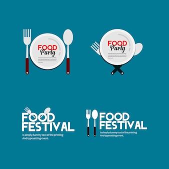 Logotipo do food festival