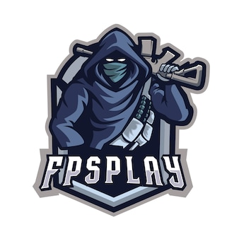 Logotipo do fpsplay e sports