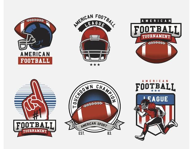 Logotipo do futebol americano