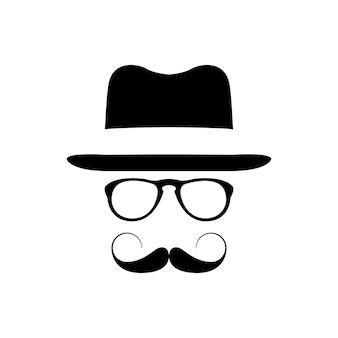 Logotipo do gentleman
