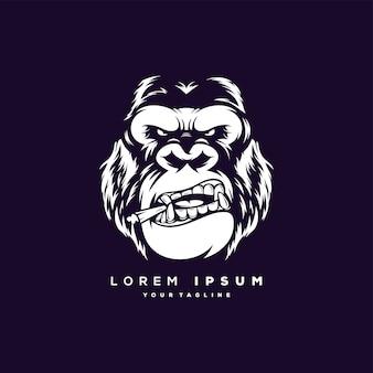 Logotipo do gorila