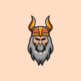 Logotipo do guerreiro