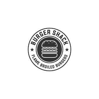 Logotipo do hambúrguer