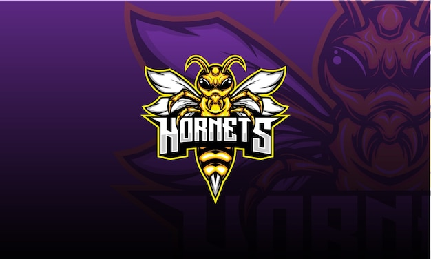 Logotipo do hornet esport
