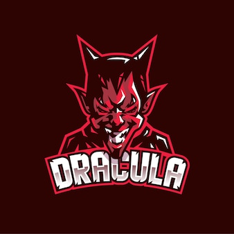 Logotipo do jogo de drácula