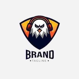 Logotipo do jogo eagle