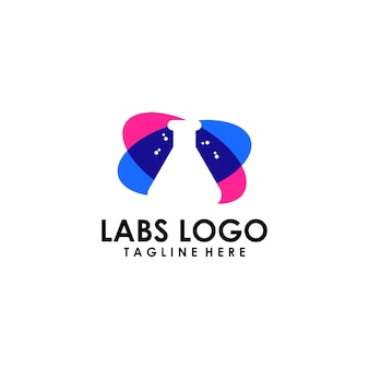 Logotipo do labs
