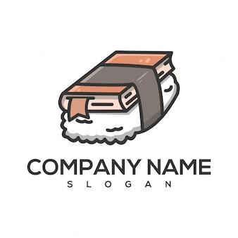 Logotipo do livro de sushi