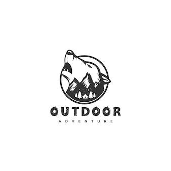 Logotipo do lobo
