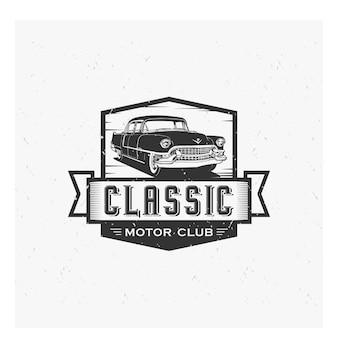 Logotipo do logotipo do carro