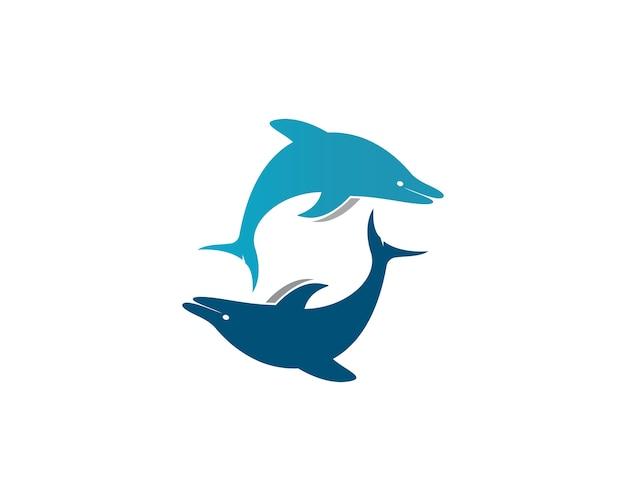 Logotipo do logotipo dolphin