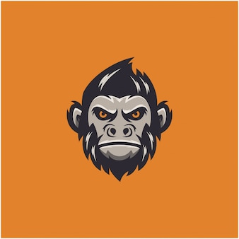 Logotipo do macaco esports