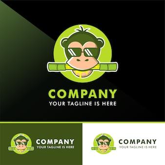 Logotipo do macaco