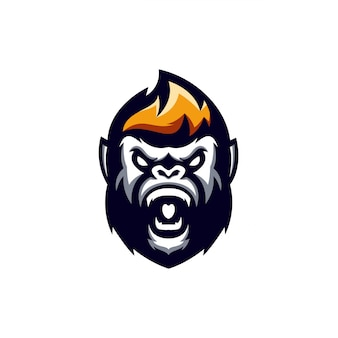 Logotipo do macaco