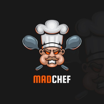 Logotipo do mad chef esport