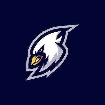 Logotipo do mad eagle