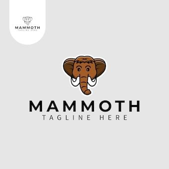Logotipo do mammoth