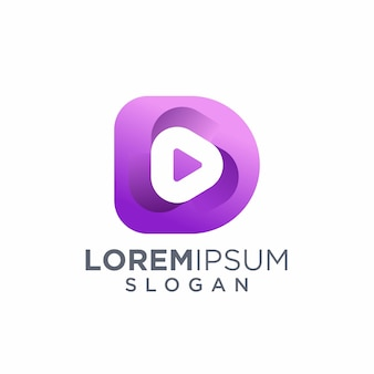 Logotipo do media play