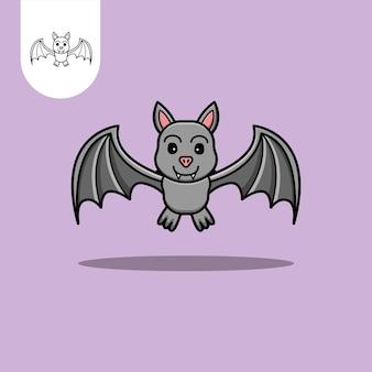 Logotipo do morcego